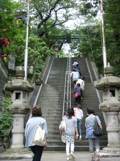 虹龍先生主催 未知先生と行く第六回関東パワースポットツアー
